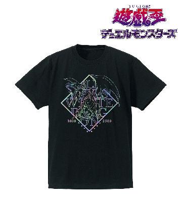 ホログラムTシャツ(青眼の白龍)