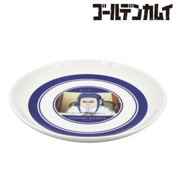 アシㇼパの「食べてもいいオソマ」皿