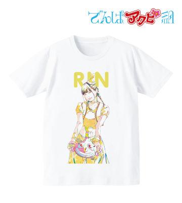 鹿目凛 Ani-Art Tシャツ