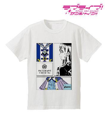 未来の僕らは知ってるよTシャツ(国木田花丸)