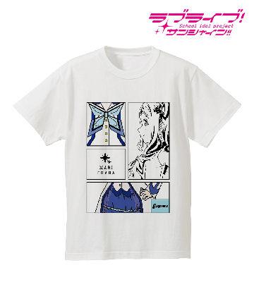 未来の僕らは知ってるよTシャツ(小原鞠莉)