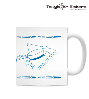 777☆SISTERS  マグカップ