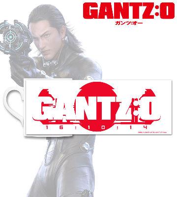 GANTZ玉マグカップ