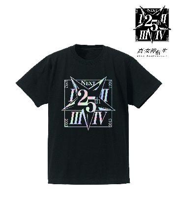 25th Anniversaryロゴ箔プリントTシャツ