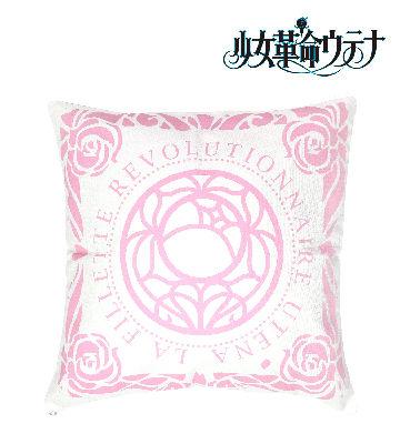 薔薇の紋章クッションカバー