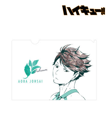 及川徹 Ani-Art クリアファイル