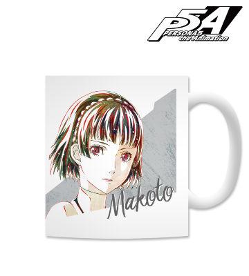 新島真 Ani-Art マグカップ
