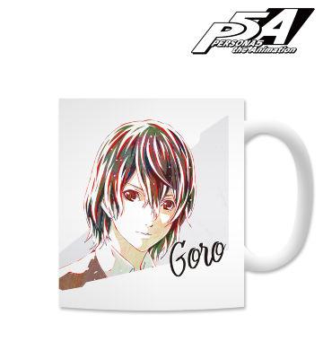 明智吾郎 Ani-Art マグカップ