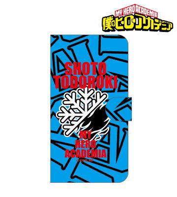 轟焦凍 手帳型スマホケース