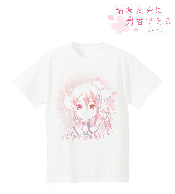 Ani-Art Tシャツ(結城友奈)