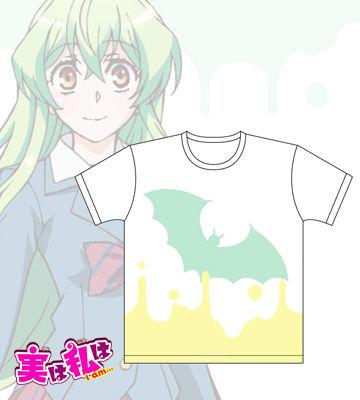 【白神葉子】フルグラフィックTシャツ