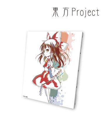 Ani-Artキャンバスボード(博麗霊夢)