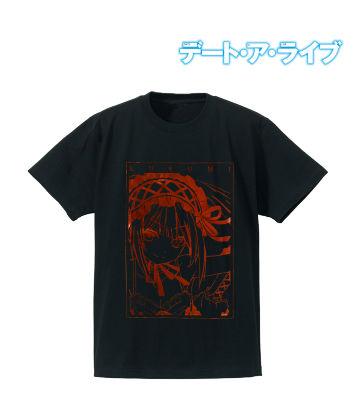 箔プリントTシャツ(狂三)