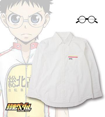 小野田坂道レディースシャツ
