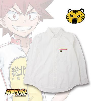 鳴子章吉レディースシャツ