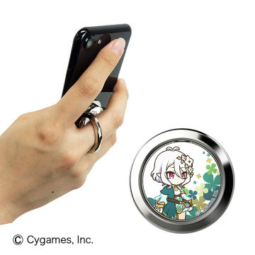 Ring O プリンセスコネクト!Re:Dive スマホ落下防止リング コッコロ