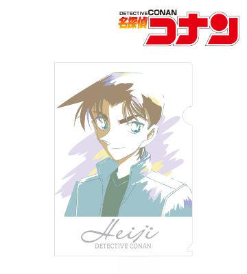 服部平次 Ani-Art クリアファイル