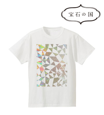 ダイヤモンドTシャツ