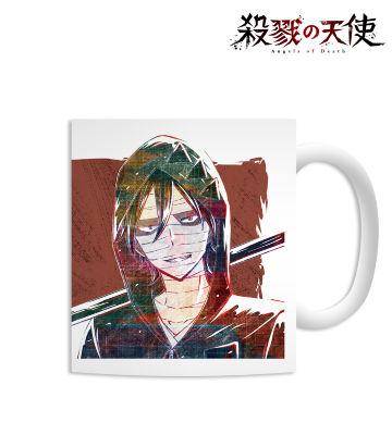 ザック Ani-Artマグカップ