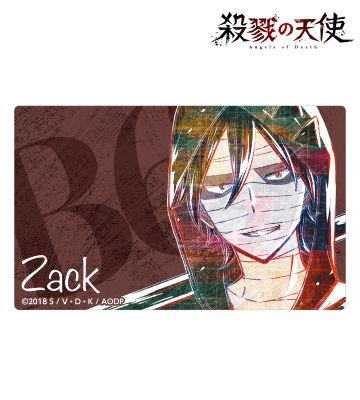 ザック Ani-Art カードステッカー