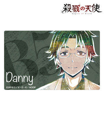 ダニー Ani-Art カードステッカー