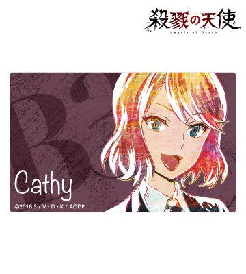 キャシー Ani-Art カードステッカー