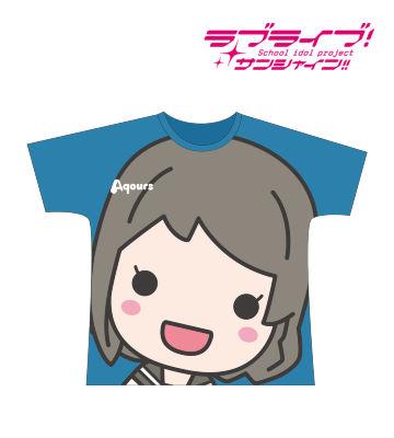 フルグラフィックTシャツ(渡辺 曜)