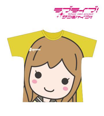 フルグラフィックTシャツ(国木田花丸)